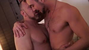 Icon Male: Max Sargent as well as Mason Lear butt fucking HD
