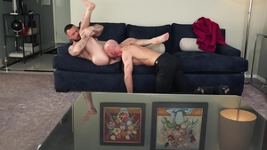 IconMale: Mitch Vaughn and Sergeant Miles fucked hard
