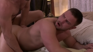 IconMale - Gay Billie Ramos reality rimjob in HD