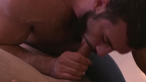 IconMale - Reality nailing with hairy mature Rodney Steele