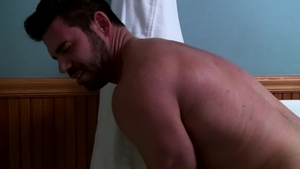IconMale - Hard nailining with athletic DILF Billy Santoro