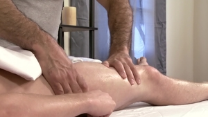IconMale - Adam Russo accompanied by jock Brent Corrigan anal