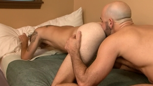 IconMale: Bryce Action and Adam Russo reality blowjobs