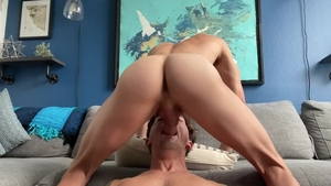 NextDoorHomemade - Athletic Taylor Reign bareback kissing
