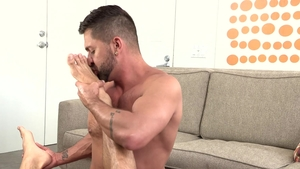 DylanLucas: Star Dominic  Pacifico fucked by big cock daddy