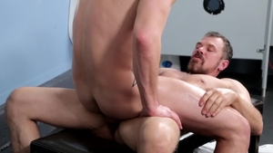 PrideStudioPartners: Amateur Max Sargent rimming sex tape