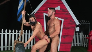 Hot House: Tight Beaux Banks and Seth Santoro