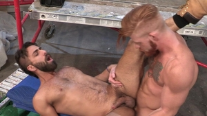 HotHouse.com: Tight Adam Ramzi loves fucked by uncut dick stud
