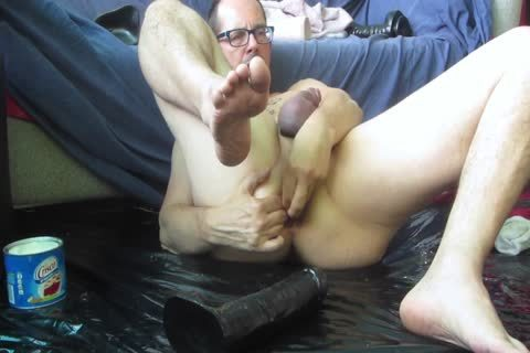 Slippery When yummy,ass pleasure, dildo And Fisting
