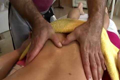 Cure Your Monday Blues w/ a nasty homo Massage